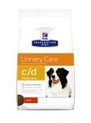 Afbeelding van 12 kg Hills Prescription Diet Canine C/D Urine...