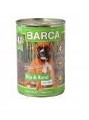 Afbeelding van Barca kip rund puppy 6 x 400 gram...
