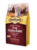 Afbeelding van Carnilove Cat Fresh Chicken & Rabbit 2kg...