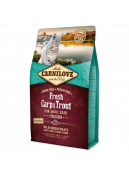 Afbeelding van Carnilove Cat Fresh Carp & Trout Sterilised 2kg...