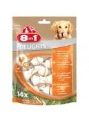 Afbeelding van 8in1 Delights bone XS 14 st...