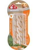 Afbeelding van 8in1 Delights twisted sticks 10 st...