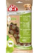Afbeelding van 8in1 Minis beef and apple 100 gr...