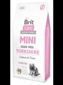 Afbeelding van Brit Care Mini Yorkshire Grain Free 7 kg...