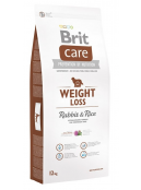 Afbeelding van Brit Care Weight Loss Rabbit Rice 12 kg...