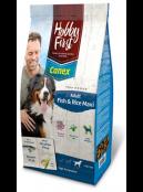 Afbeelding van 12+3 kg Canex Adult Fish Rice Maxi Bonusbag...