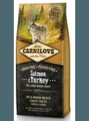 Afbeelding van Carnilove Adult Large Salmon Turkey 12 kg...