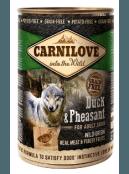 Afbeelding van Carnilove Blik Duck/Pheasant 400 gram...