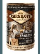 Afbeelding van Carnilove Blik Venison/Reindeer 400 gram...