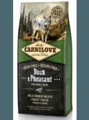 Afbeelding van Carnilove Adult Duck / Pheasant 12 kg...