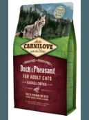 Afbeelding van Carnilove Cat Duck & Pheasant Hairball 2 kg...