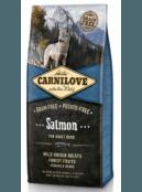 Afbeelding van 12 kg Carnilove Adult Salmon...