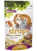 Afbeelding van Esve Drops Melk / Honing 75 Gr...