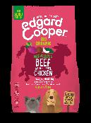Afbeelding van 7 kg Edgard and Cooper Biorund en Biokip Brok ...