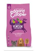 Afbeelding van 12 kg Edgard and Cooper Hert & Eend Brok (grotere brok)...