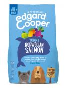 Afbeelding van 12 kg Edgard and Cooper Zalm Brok (grotere brok)...