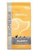 Afbeelding van 12 kg Euro Premium Small Puppy Chicken/Rice...