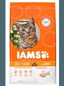 Afbeelding van 10 kg Iams Cat Adult Chicken...
