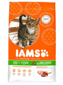 Afbeelding van 10 kg Iams Cat Adult Lamb...