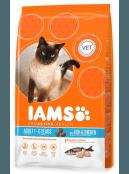 Afbeelding van 10 kg Iams Cat Adult Zeevis/Kip...