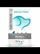 Afbeelding van 10 kg Euro Premium Medium to Large Adult Derma+...