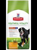 Afbeelding van 10 kg Hills Canine Mature Adult 7+ Youthful Vitality Large...