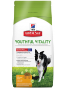 Afbeelding van 10 kg Hills Canine Mature Adult 7+ Youthful Vitality Medium...