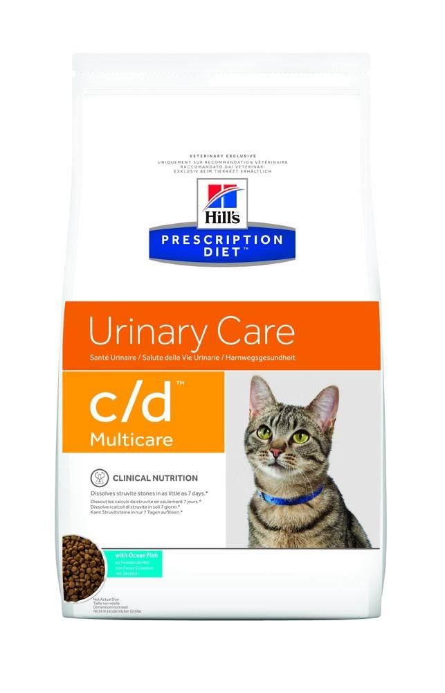 hills prescription diet feline c d multicare ocean fish 5 kg. Black Bedroom Furniture Sets. Home Design Ideas
